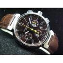ルイヴィトン LOUIS VUITTON時計コピー時計 タンブール?クロノ?レザー?7750搭載 LVTC0102