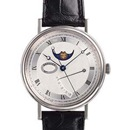 ブレゲ 時計人気 Breguet 腕時計 クラシック ムーンフェイズ 7787BB/12/9V6